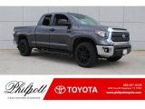 Magnetic Gray Metallic Toyota Tundra in 2018