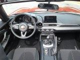 Fiat 124 Spider Interiors