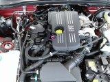 Fiat 124 Spider Engines