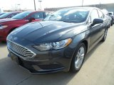 2018 Magnetic Ford Fusion SE #126059027