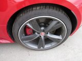 Jaguar F-TYPE Wheels and Tires