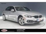 2018 Glacier Silver Metallic BMW 3 Series 330i Sedan #126083135