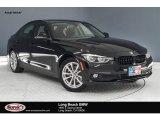 2018 Jet Black BMW 3 Series 320i Sedan #126083131