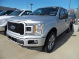 2018 Ingot Silver Ford F150 STX SuperCrew 4x4 #126101064