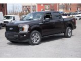 2018 Magma Red Ford F150 STX SuperCrew 4x4 #126100925