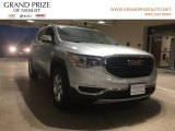 2018 Quicksilver Metallic GMC Acadia SLE AWD #126117083