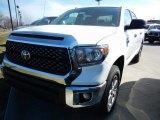 2018 Super White Toyota Tundra SR5 CrewMax 4x4 #126117321