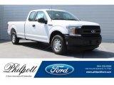 2018 Oxford White Ford F150 XL SuperCab #126117241