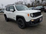 2018 Alpine White Jeep Renegade Latitude 4x4 #126117125