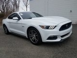2017 Oxford White Ford Mustang GT Coupe #126117116
