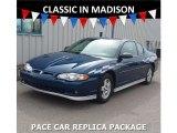 2003 Superior Blue Metallic Chevrolet Monte Carlo SS #126140503