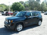 2018 Black Jeep Renegade Latitude #126140599