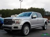 2018 Ingot Silver Ford F150 Limited SuperCrew 4x4 #126140280