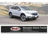 2016 Alabaster Silver Metallic Honda CR-V Touring AWD #126140363