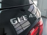 Mercedes-Benz GLE Badges and Logos