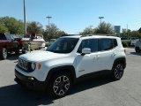 2018 Alpine White Jeep Renegade Latitude #126166446