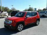 2018 Colorado Red Jeep Renegade Limited #126166445