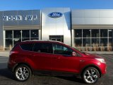 2014 Ruby Red Ford Escape Titanium 2.0L EcoBoost 4WD #126184237