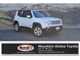 2016 Alpine White Jeep Renegade Limited 4x4 #126184051