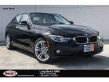 2018 Jet Black BMW 3 Series 320i Sedan #126184294