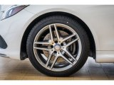 Mercedes-Benz E 2017 Wheels and Tires