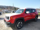 2018 Colorado Red Jeep Renegade Sport 4x4 #126184264