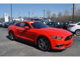 2016 Ruby Red Metallic Ford Mustang EcoBoost Coupe #126184199