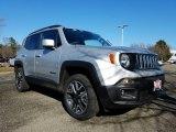 2018 Glacier Metallic Jeep Renegade Latitude 4x4 #126216383