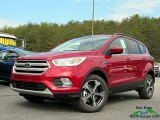 2018 Ruby Red Ford Escape SEL 4WD #126216322