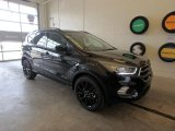 2018 Shadow Black Ford Escape SE 4WD #126216427
