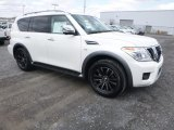 Nissan Armada 2018 Data, Info and Specs
