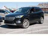 2018 Shadow Black Ford Escape Titanium 4WD #126231635