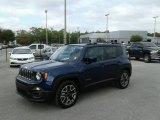 2018 Jetset Blue Jeep Renegade Latitude #126231817
