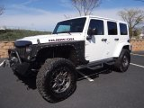 2016 Bright White Jeep Wrangler Unlimited Rubicon 4x4 #126231524