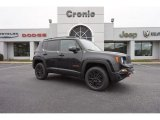2018 Black Jeep Renegade Trailhawk 4x4 #126247896