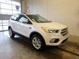 2018 White Platinum Ford Escape SE 4WD #126247874