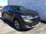 2018 Honda CR-V Dark Olive Metallic