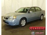 2007 Golden Pewter Metallic Chevrolet Malibu LT Sedan #126277059