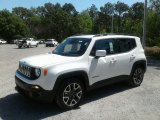 2018 Alpine White Jeep Renegade Latitude #126277103