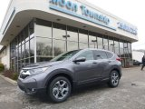 2018 Gunmetal Metallic Honda CR-V EX AWD #126305157
