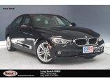 2018 Jet Black BMW 3 Series 320i Sedan #126305198