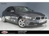 2015 Mineral Grey Metallic BMW 3 Series 320i Sedan #126305194