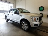 2018 Ingot Silver Ford F150 STX SuperCrew 4x4 #126305090