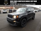 2018 Black Jeep Renegade Latitude 4x4 #126305219