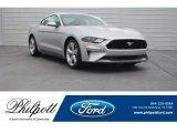 2018 Ingot Silver Ford Mustang GT Premium Fastback #126330006