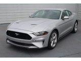 2018 Ford Mustang Ingot Silver