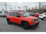 2017 Colorado Red Jeep Renegade Sport #126329985