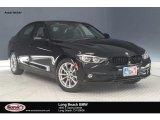 2018 Jet Black BMW 3 Series 320i Sedan #126330033