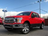 2018 Race Red Ford F150 XLT SuperCrew 4x4 #126353217