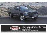 2018 Magnetic Gray Metallic Toyota Tundra SR5 Double Cab 4x4 #126370801